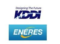 KDDIがエナリスと資本業務提携へ